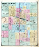 Geneseo City, Henry County 1875